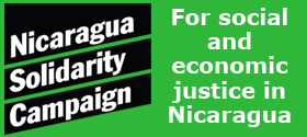For social and economic justice in Nicaragua