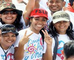 Sandinista youth