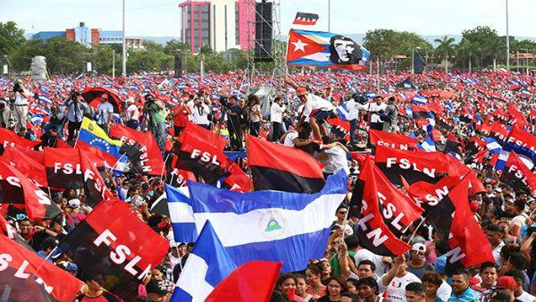 Cuba sends greetings to 39th anniversary of the Sandinista revolution