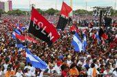 FSLN rally in Nicaragua
