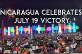 Tens of thousands flocked to Managua on 19 July to celebrate the 42nd anniversary of the Nicaraguan Revolution