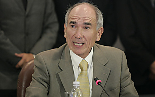 Francisco Mayorga, Nicaraguan financial economist