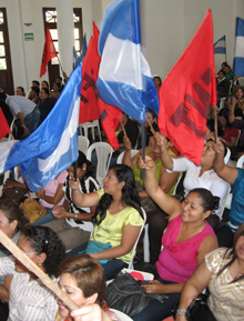 About Nicaragua Solidarity Campaign Action Group